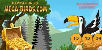 Mega-Birds: обзор и отзывы игры