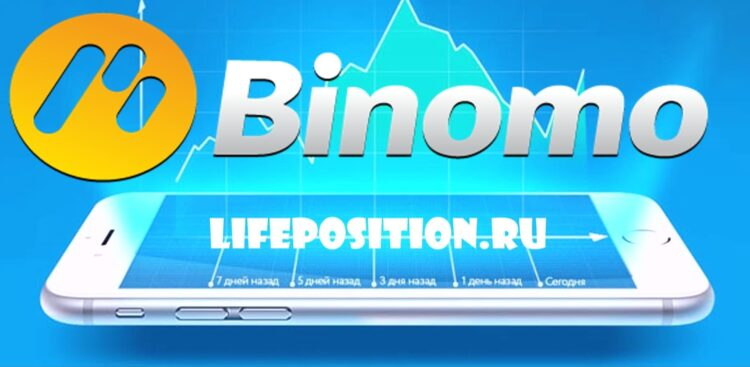 Заработок с брокером Binomo