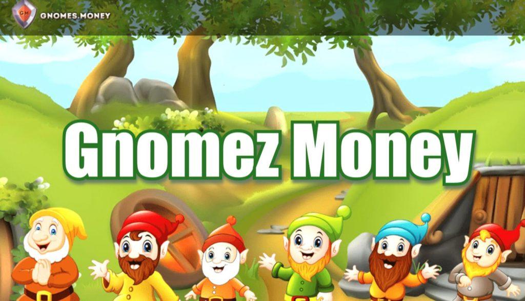 Gnomez.money игра с заработком на гномах