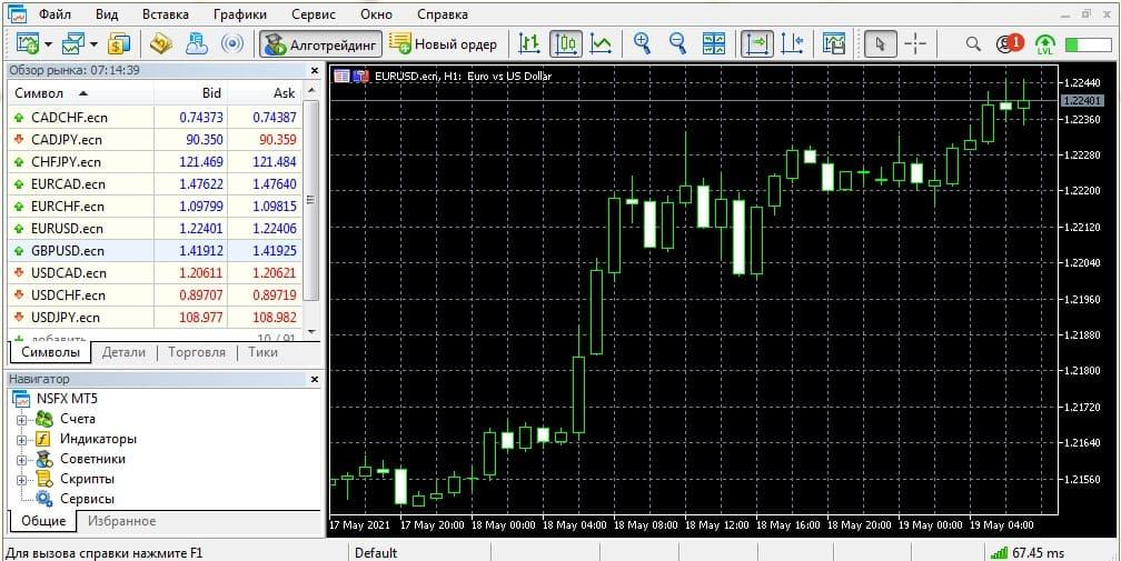 NSBroker - Отзывы и обзор брокера: торговля, обучение и регуляции